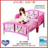 【套餐】迪士尼米妮老鼠兒童床架 + 美國製造 Kolcraft 床褥
