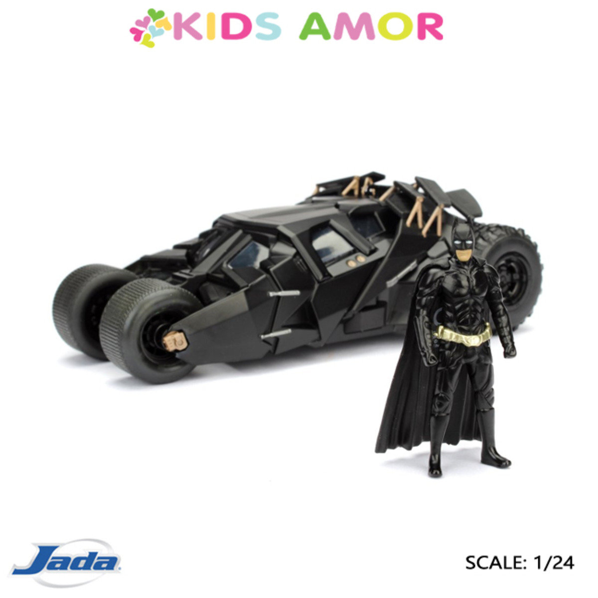 1/24 合金車 蝙蝠俠 Batmobile Tumbler Dark Knight