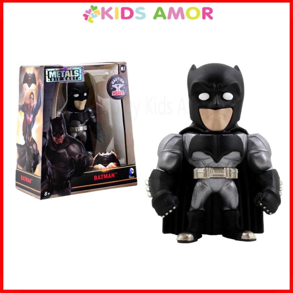 """蝙蝠俠對超人:正義曙光4""""蝙蝠俠合金Figure"""