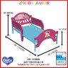 [套餐] HELLO KITTY兒童床架 + 美國製造 Serta 床褥