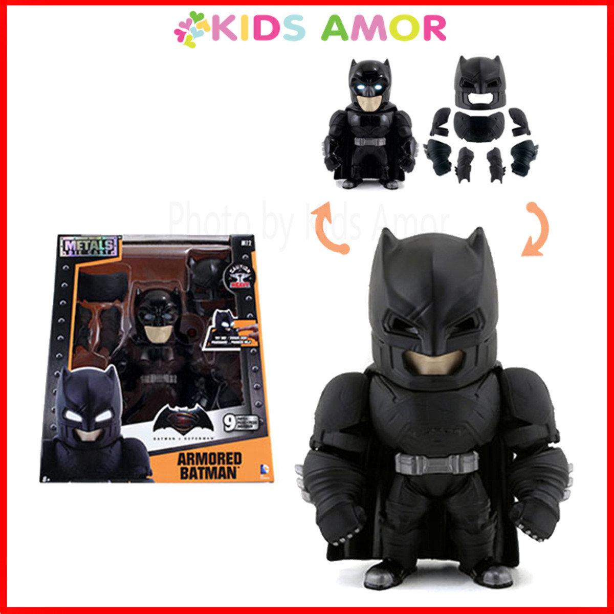 """蝙蝠俠對超人:正義曙光6""""鐵甲蝙蝠俠-特別版本"""