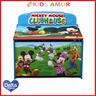 美國Delta迪士尼米奇老鼠木玩具箱