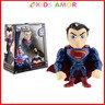 """蝙蝠俠對超人:正義曙光4""""超人合金Figure"""