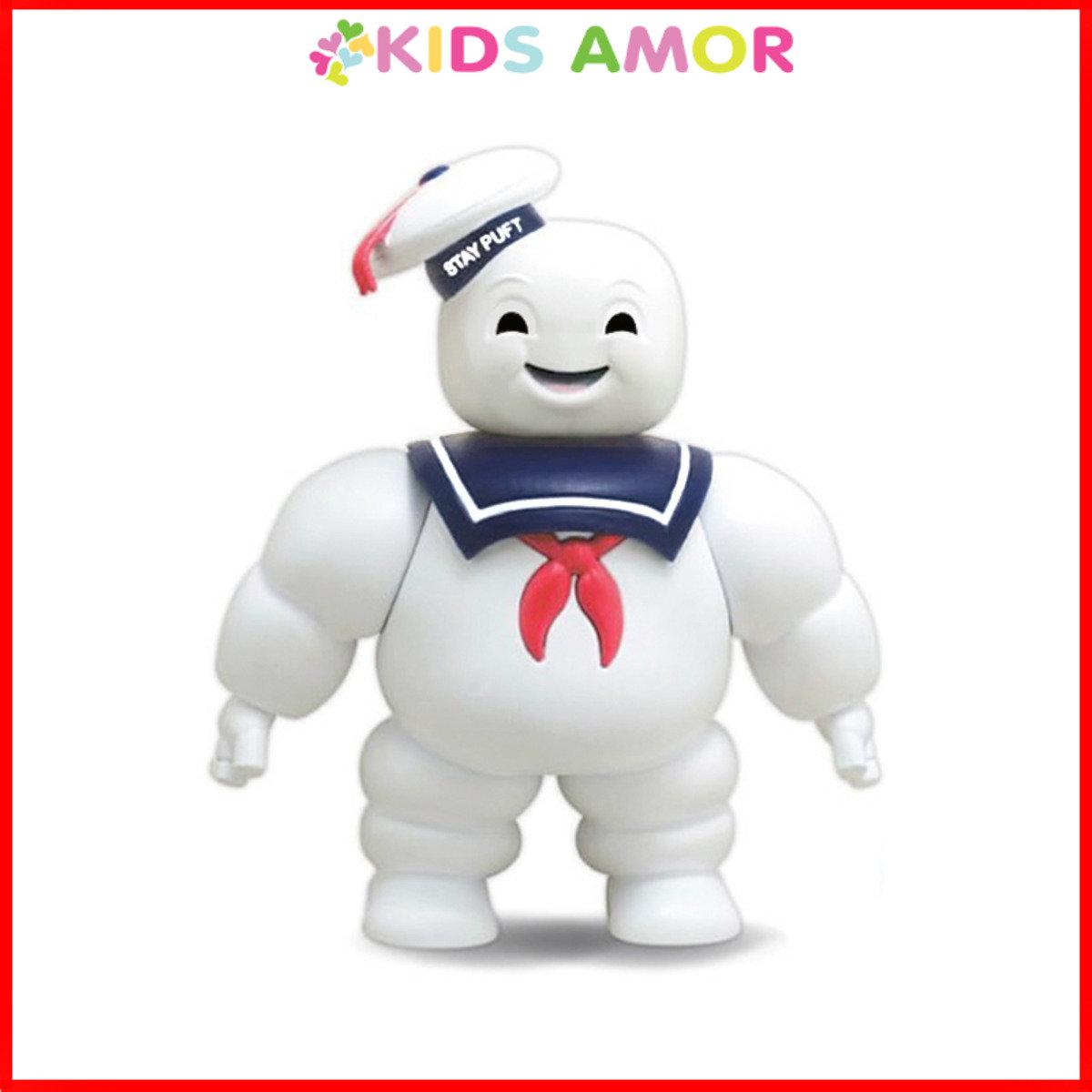 """捉鬼敢死隊 - 6""""白色棉花糖鬼"""