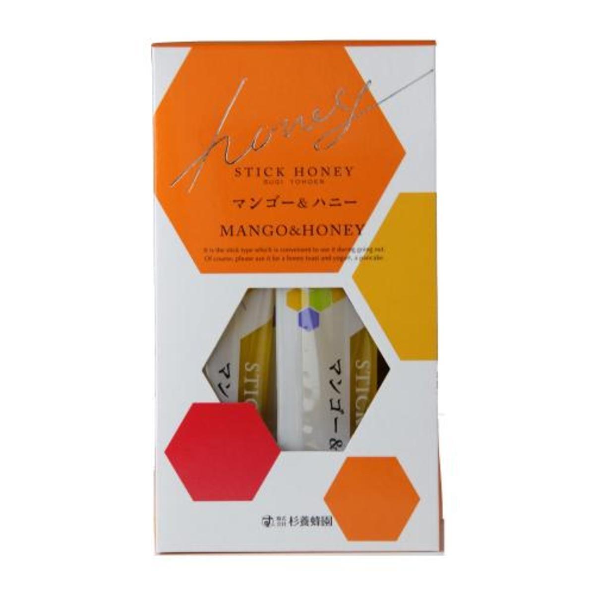 芒果&蜂蜜 (15克×7條)