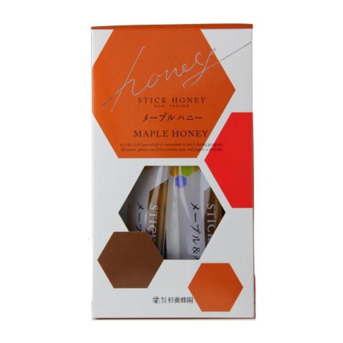 楓糖&蜂蜜 (15克×7條)