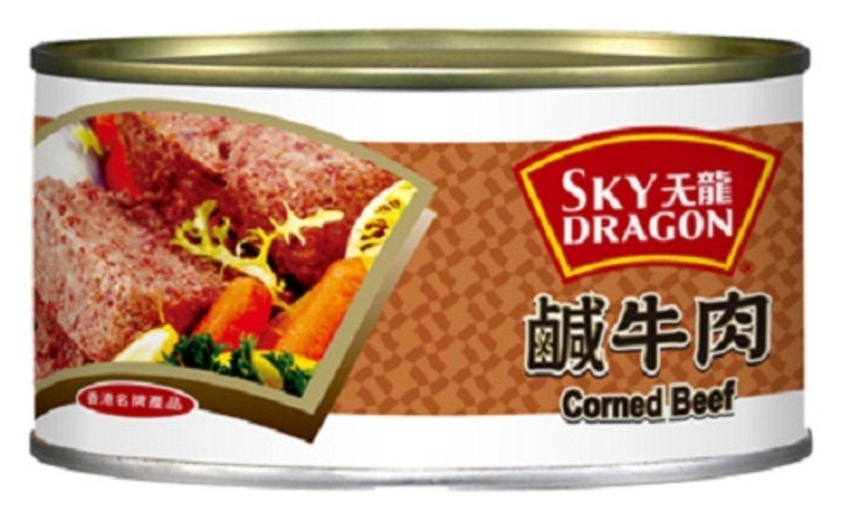 鹹牛肉 (340g)