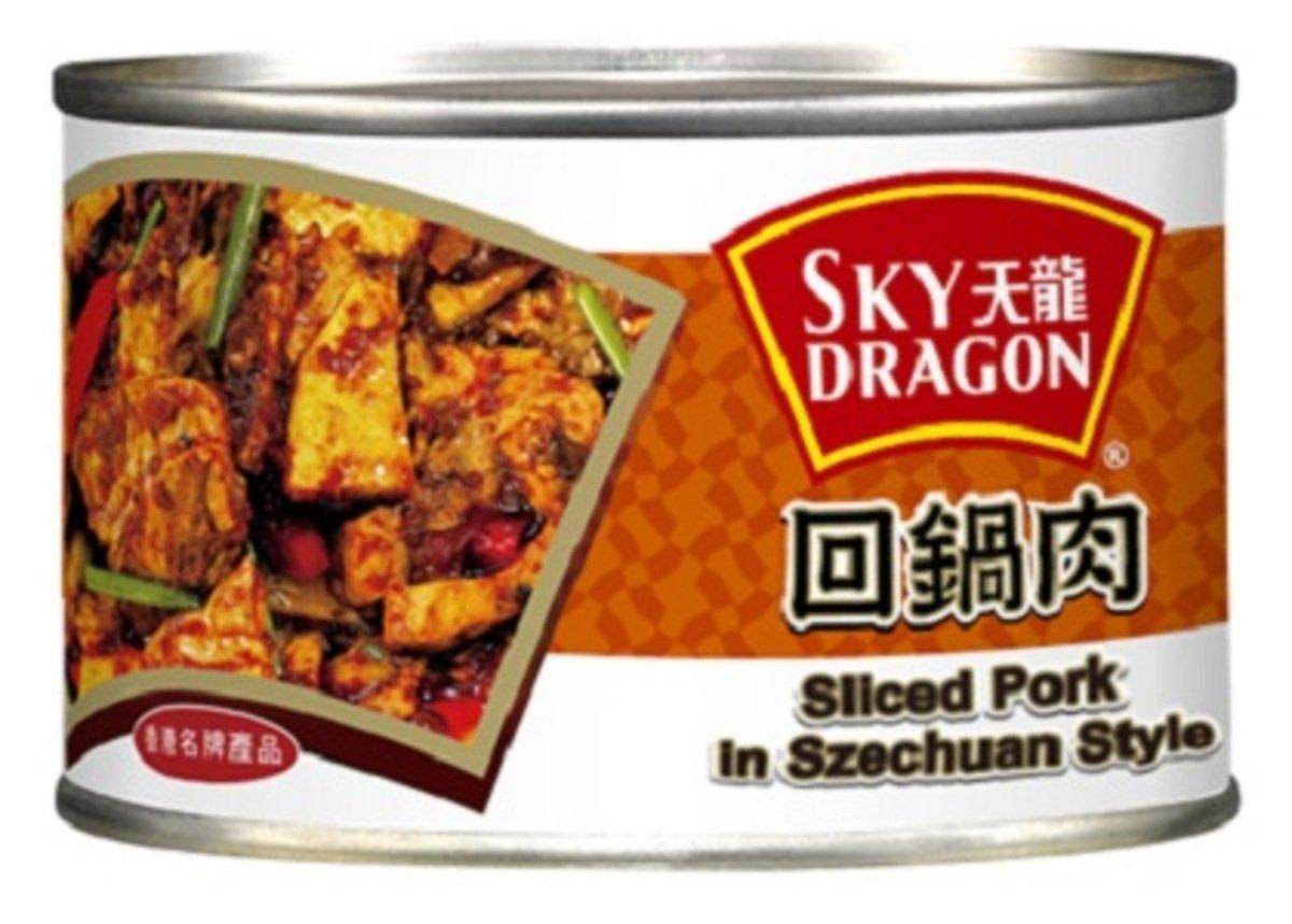 回鍋肉 (198g)
