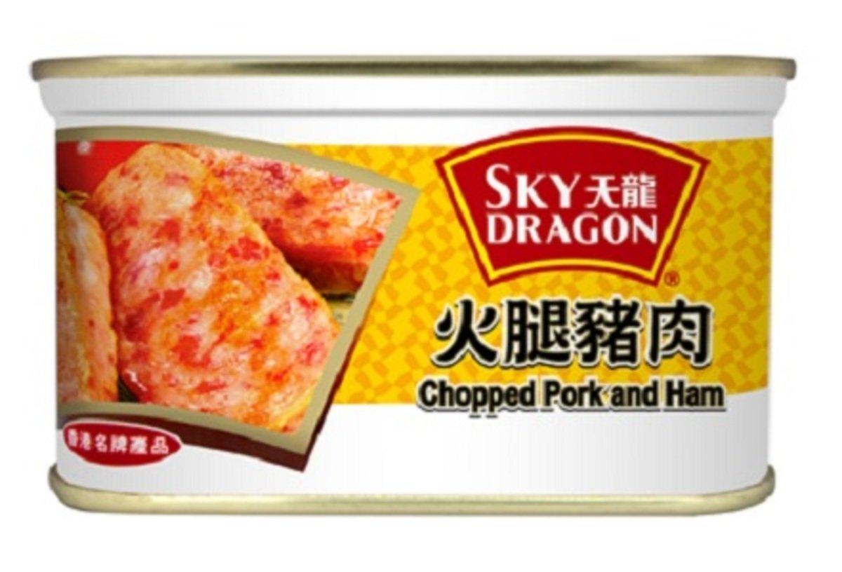 火腿豬肉 (198g)