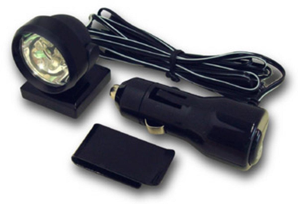 KX-161車內照明LED射燈