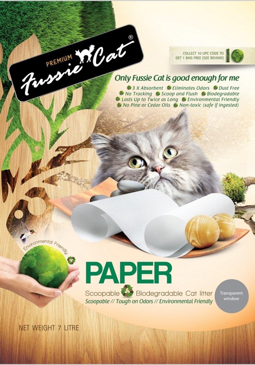 紙貓砂 7L