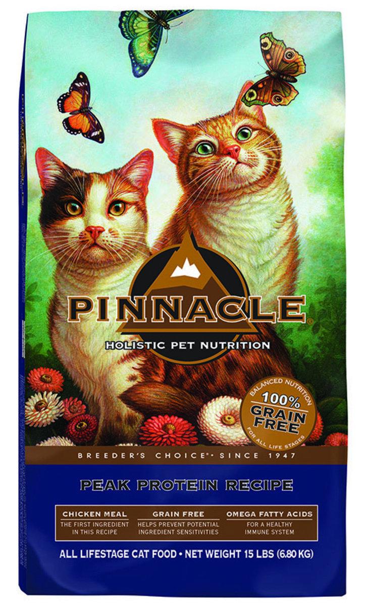 無穀物雞肉海魚全貓糧 15 LB