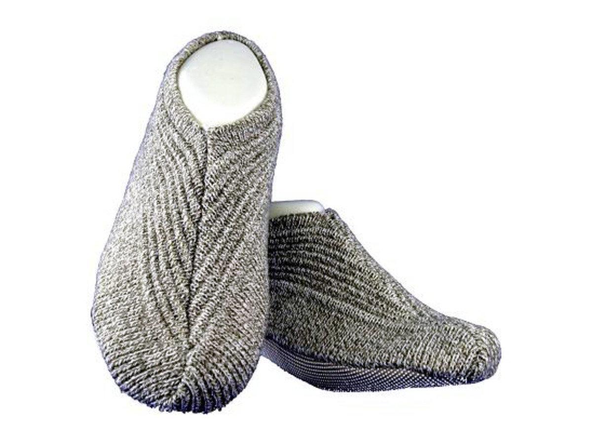 日本男用室內保暖防滑拖鞋