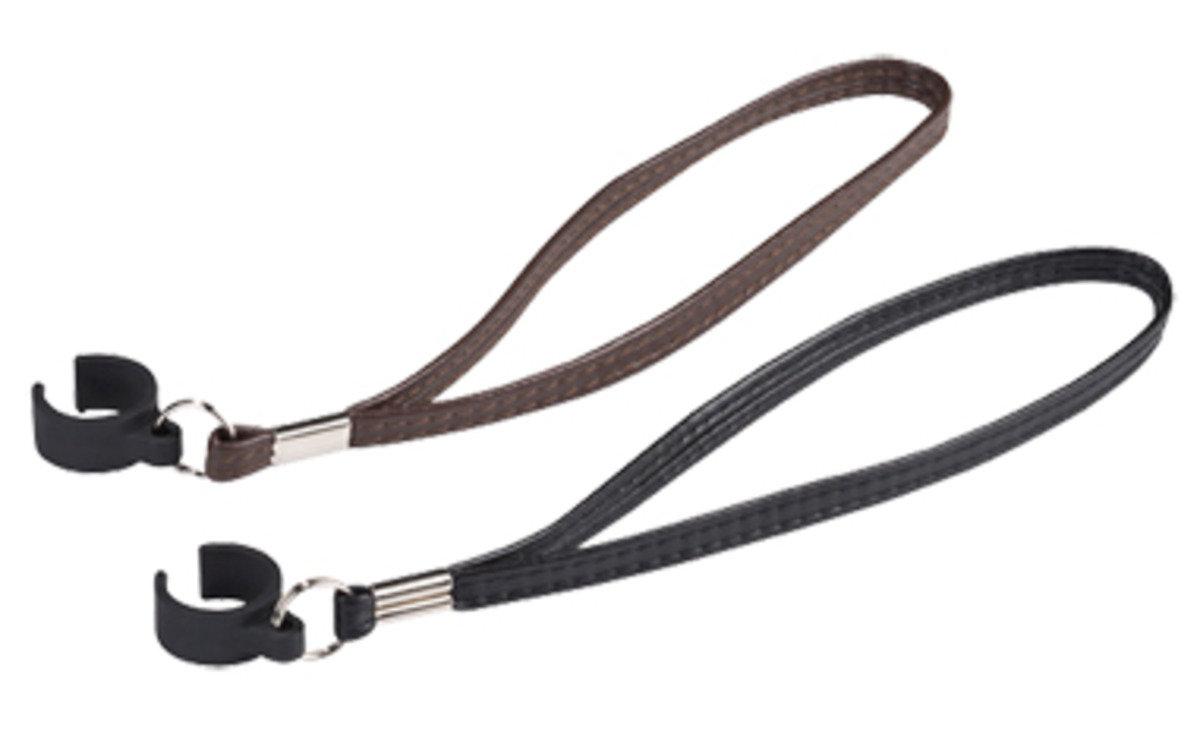 真皮clip-on手繩