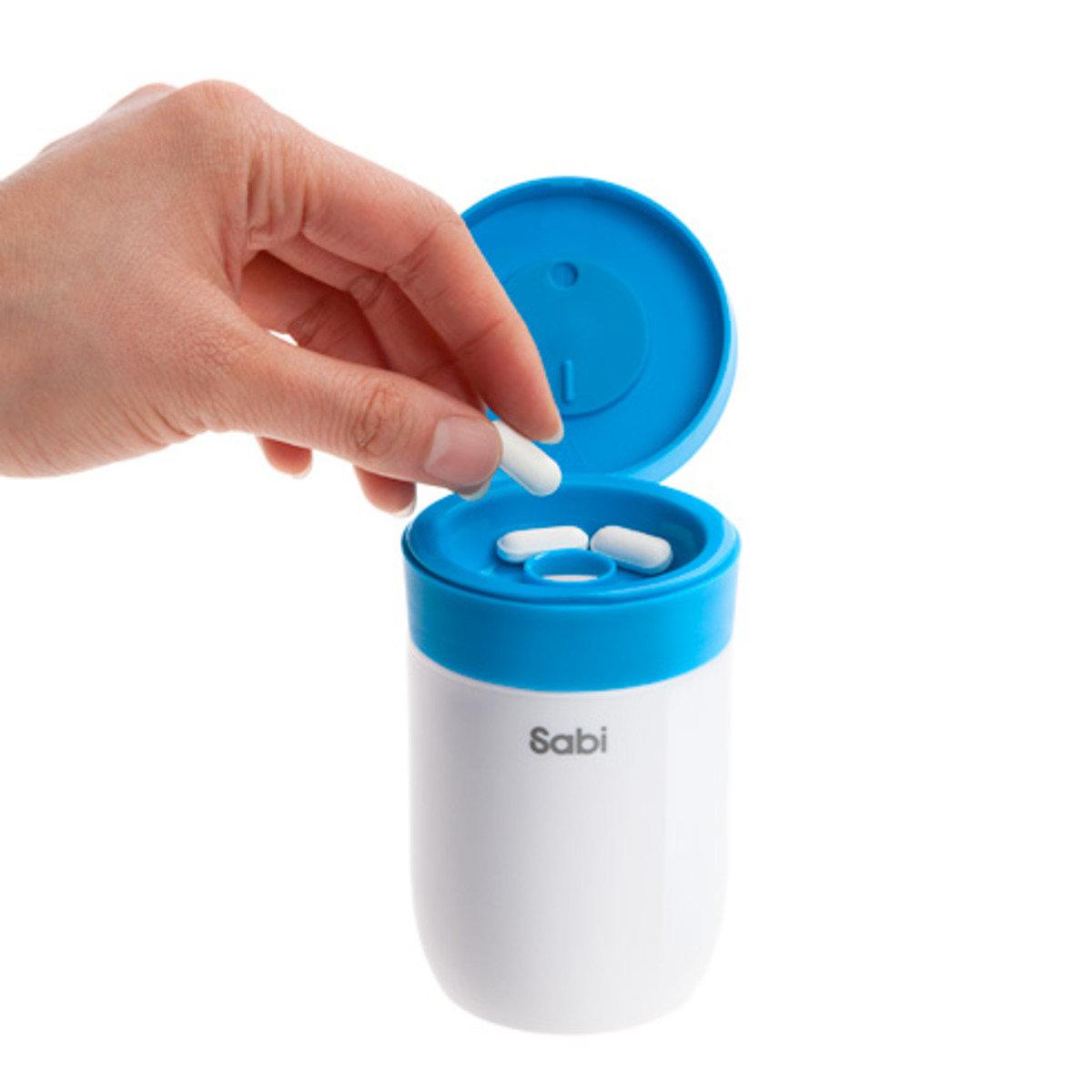 Shake 藥盒及取藥器