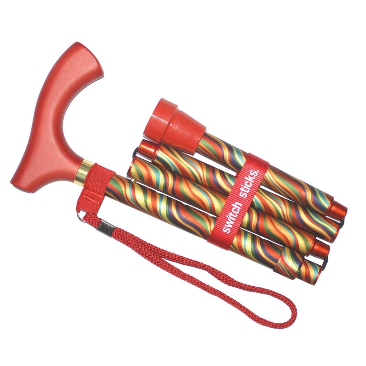 Carnival可摺式手杖套裝