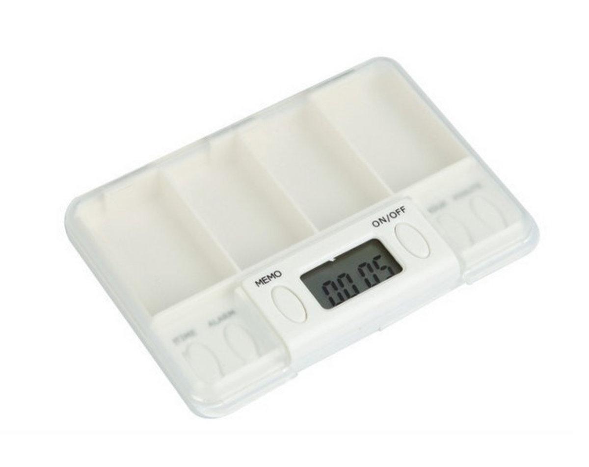 響鬧提示藥盒(小)