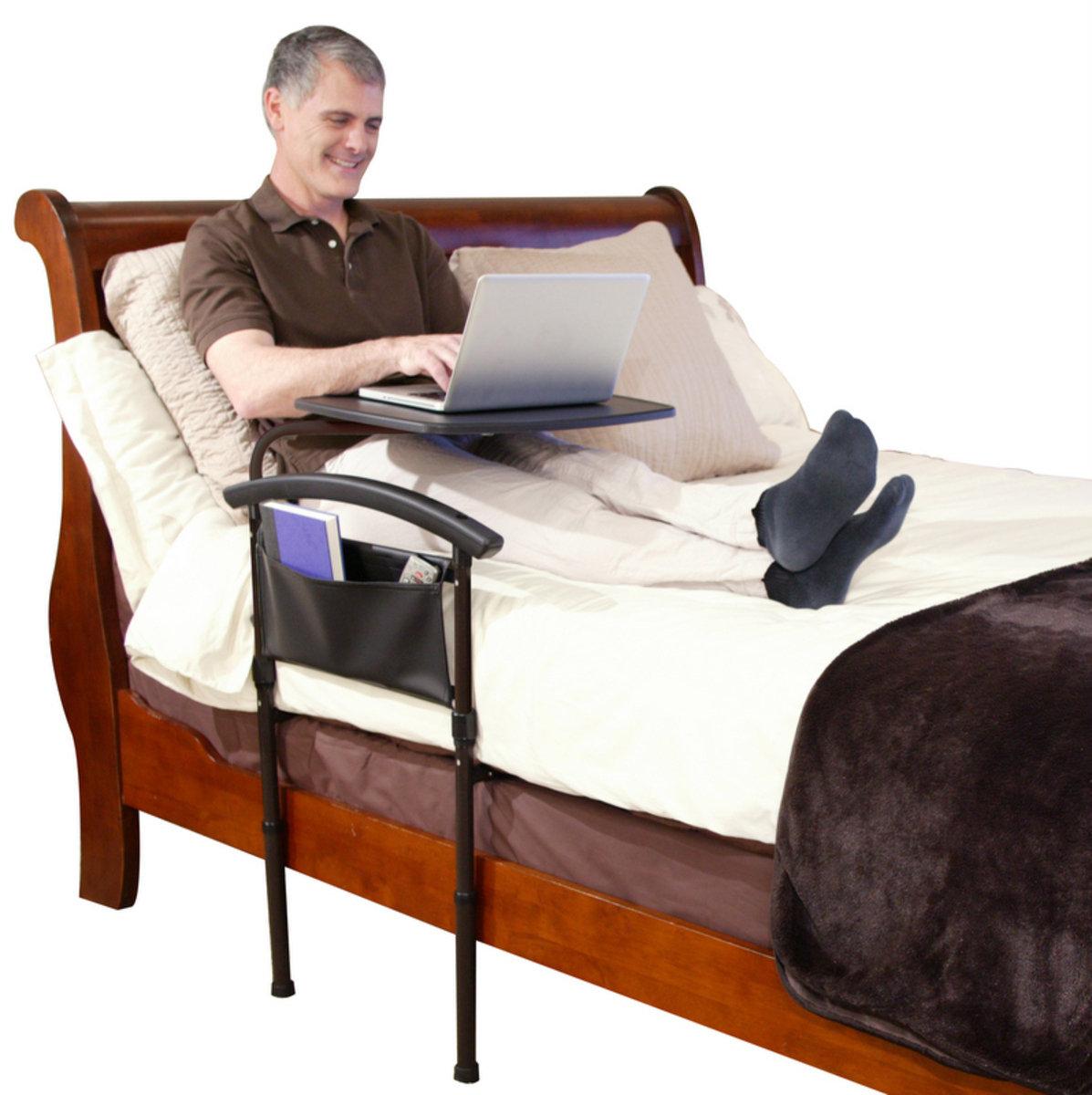 Independence Bed Table - 活動枱面床欄