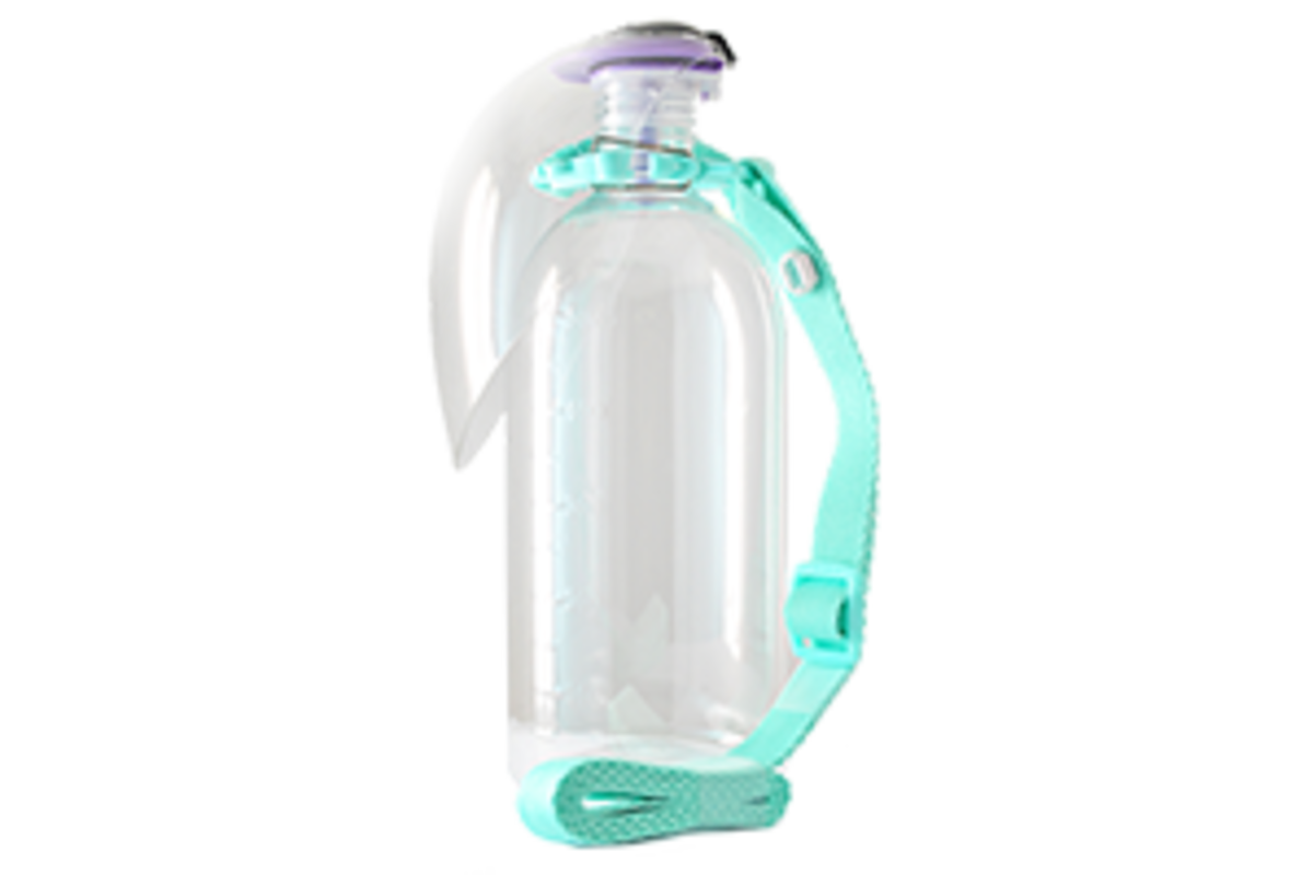 BeviQui  Bottle - Purple