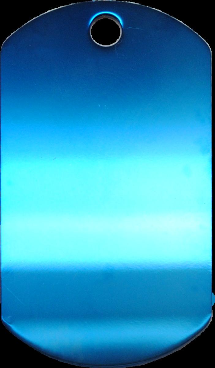 藍色光身大軍牌