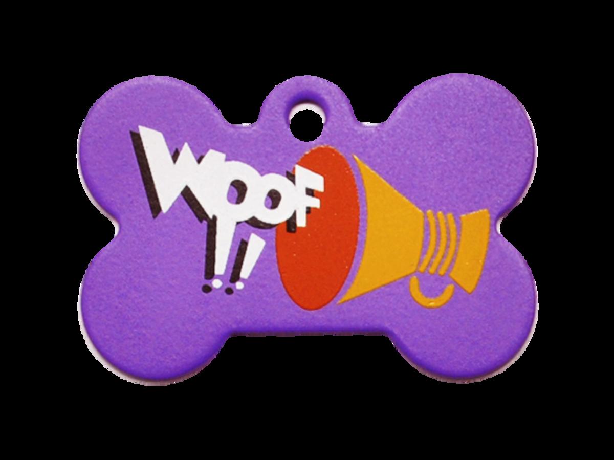 喇叭WOOF !!狗骨