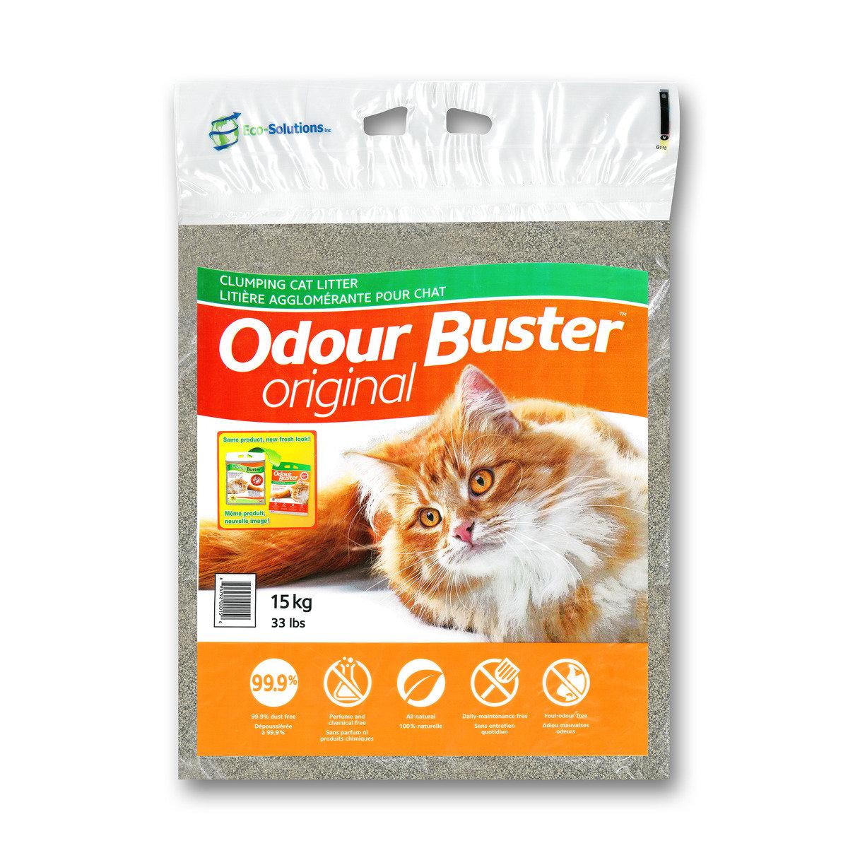 100% 天然有機貓砂 15公斤