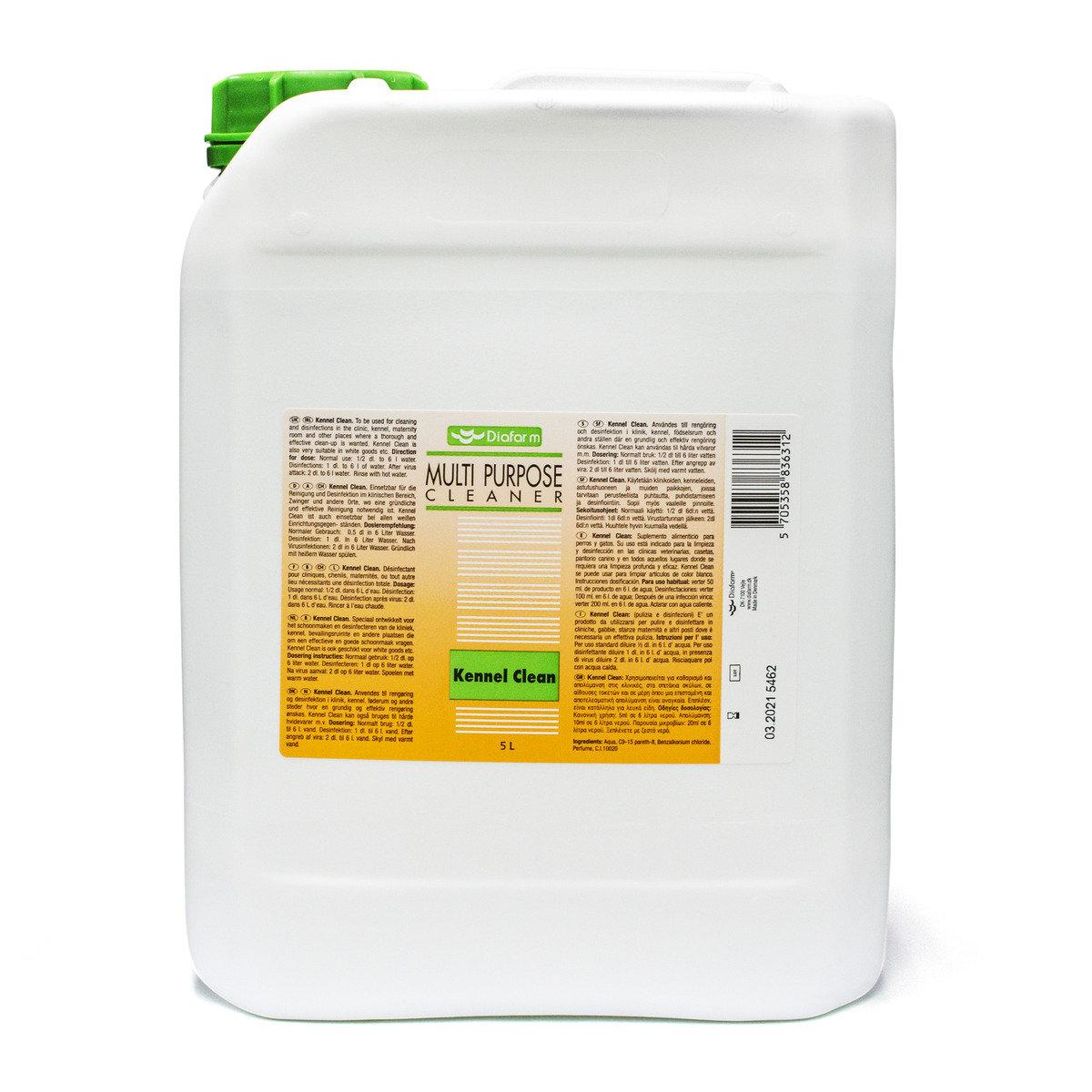 殺菌消毒清潔劑 5升