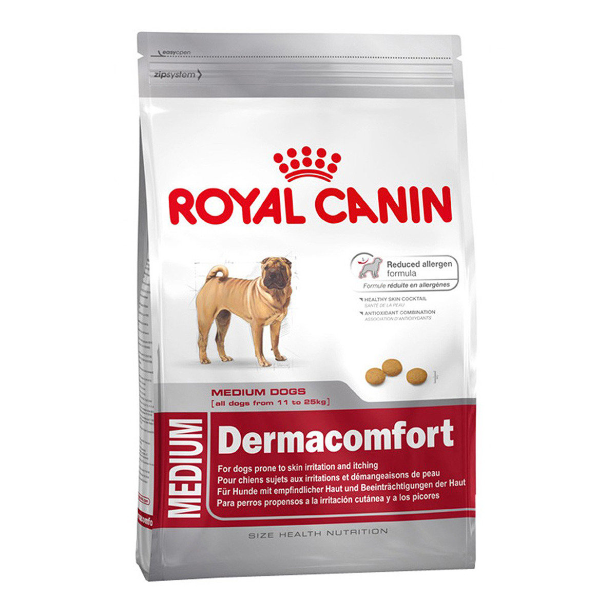 Medium Dermacomfort 24 皮膚敏感專用 (DCME)