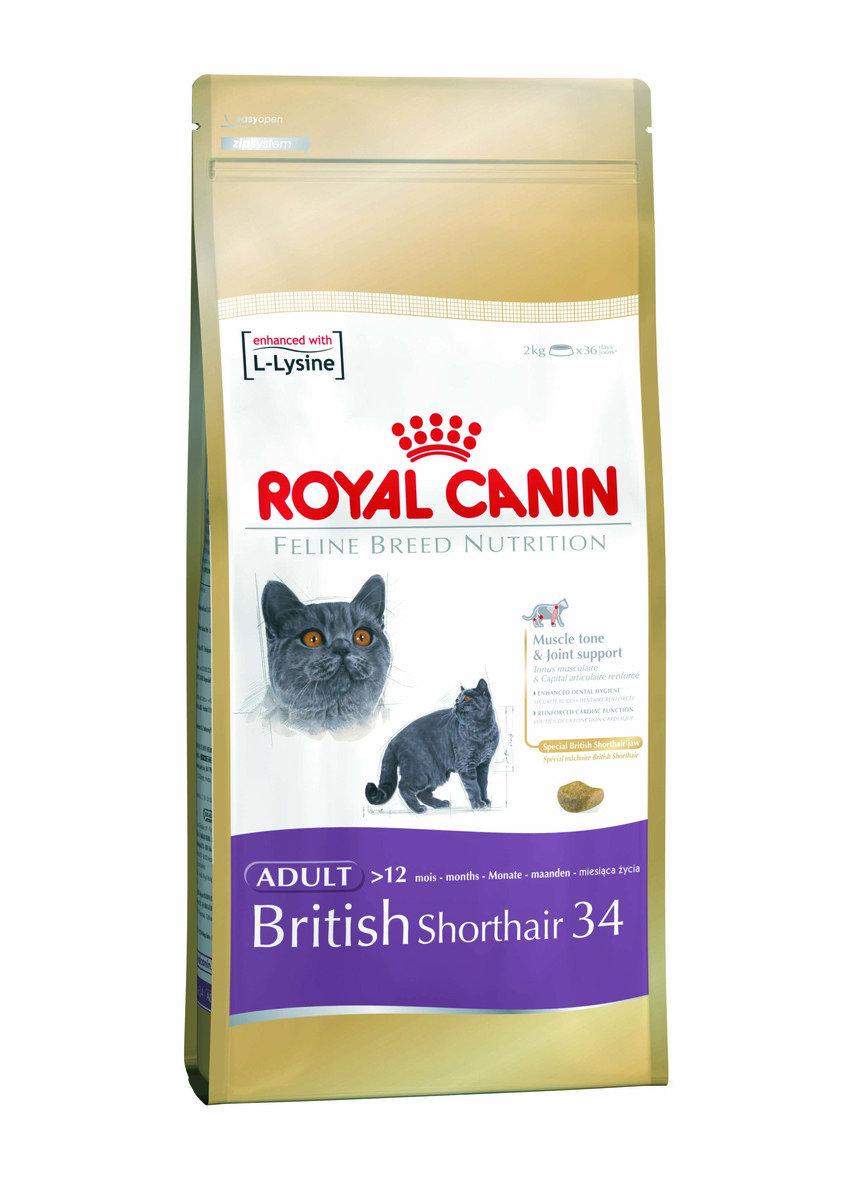 British Shorthair 34 英短配方 (BSH)