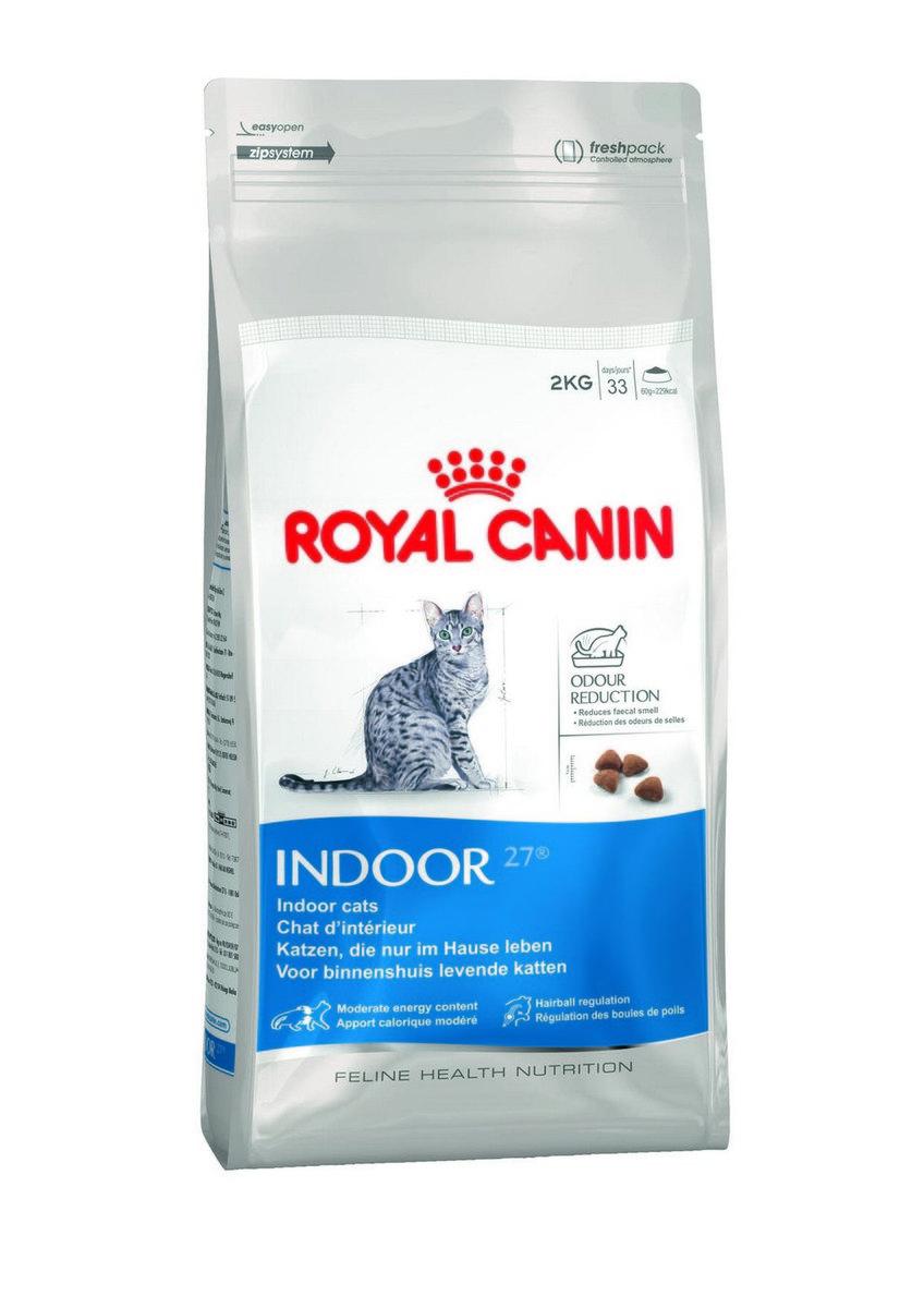 Indoor 27 室內貓配方 (IN27)