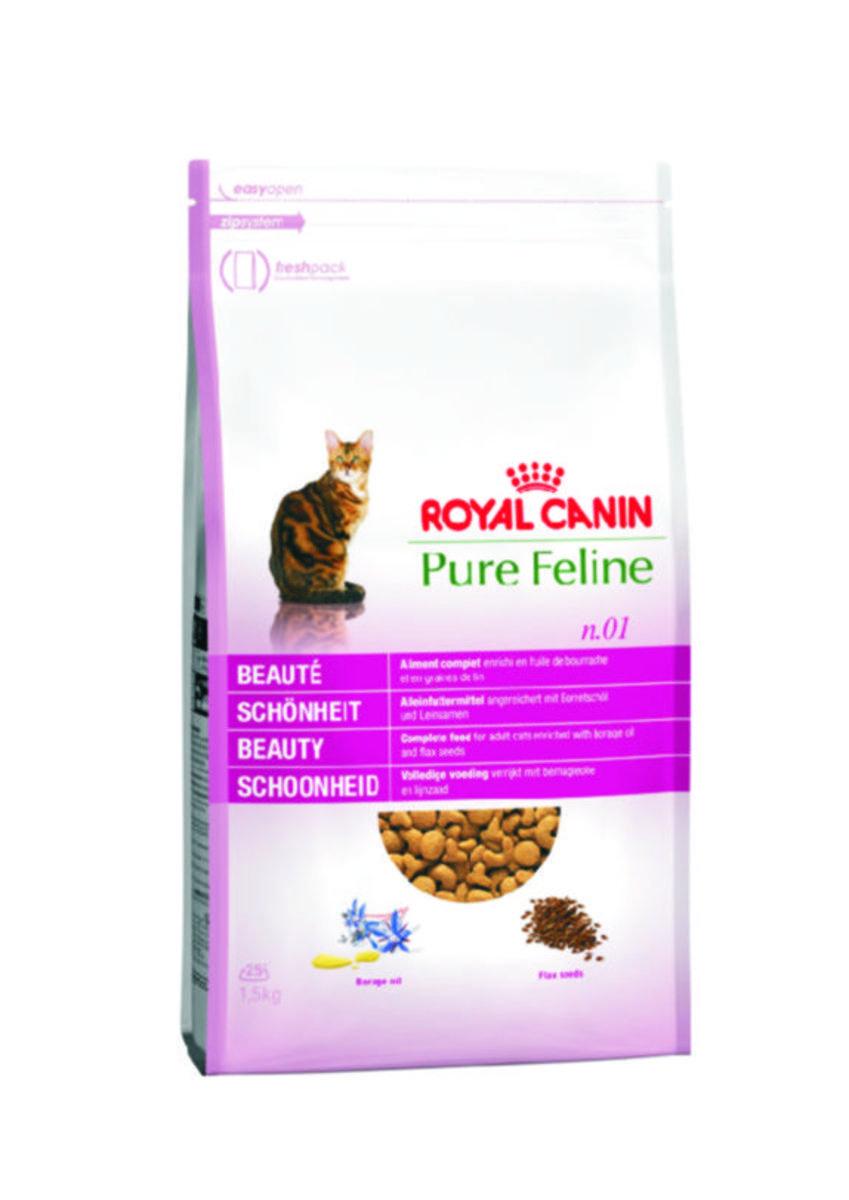Feline no.1 葡萄籽貓糧