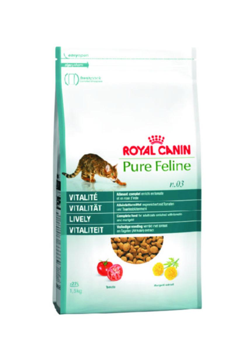 Feline no.3 金盞花貓糧