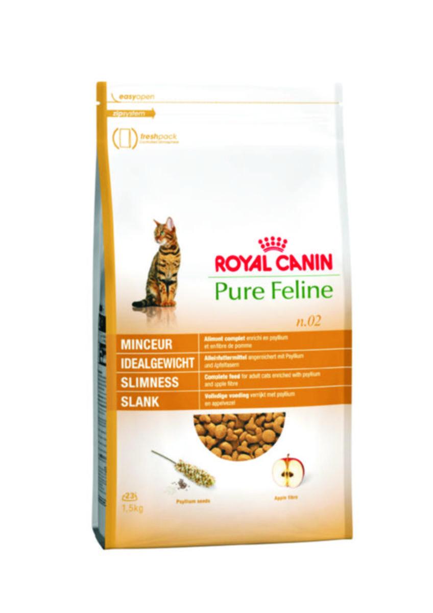Feline no.2 蘋果貓糧
