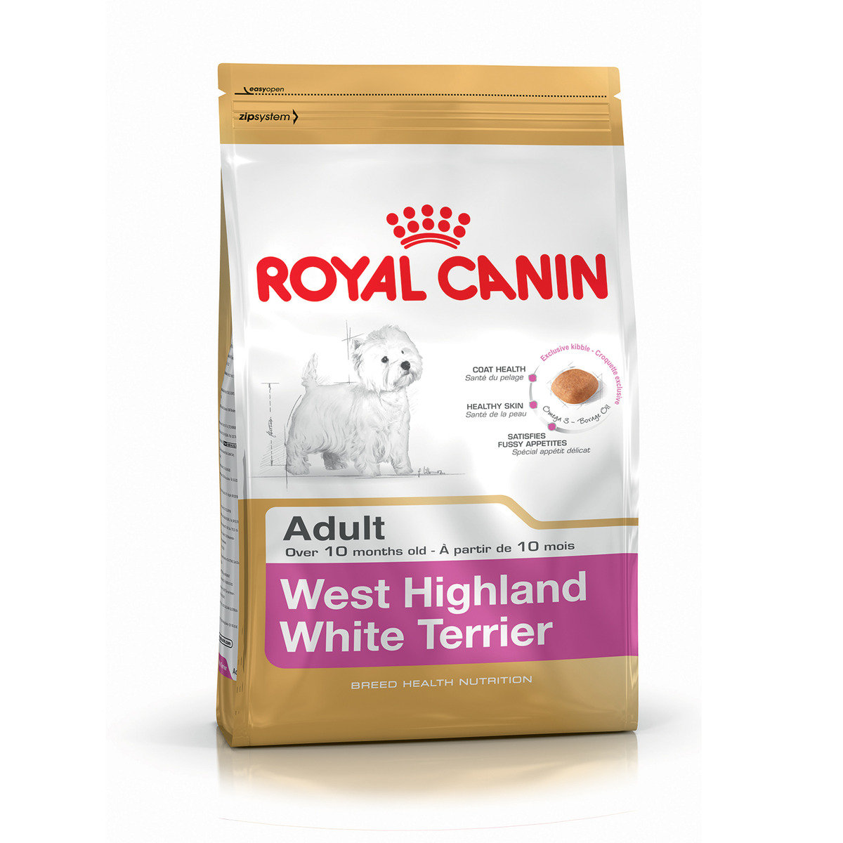 West Highland White Terrier 21 西高地白爹利配方  (WH21)