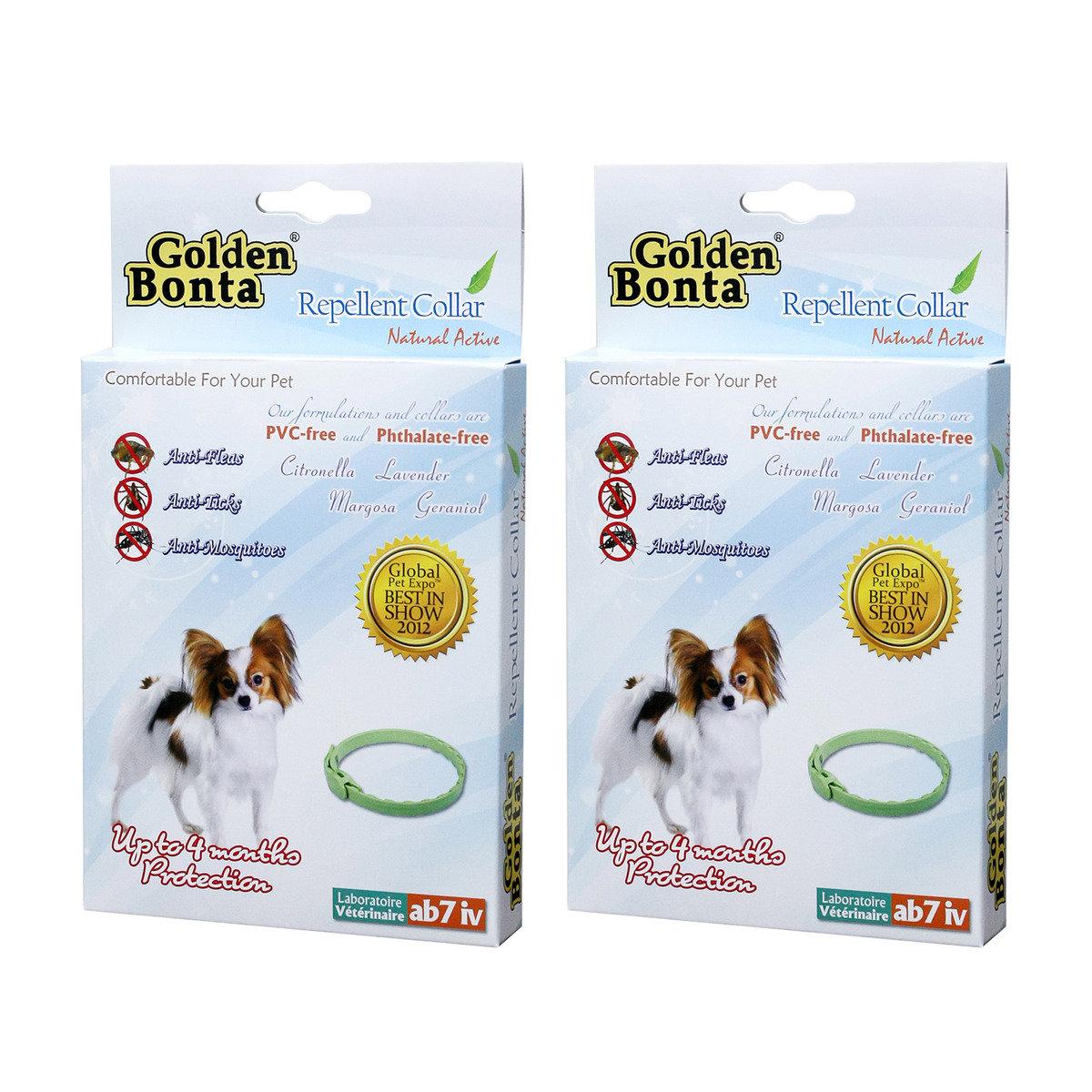 抗蝨帶(小型犬用) x 2包