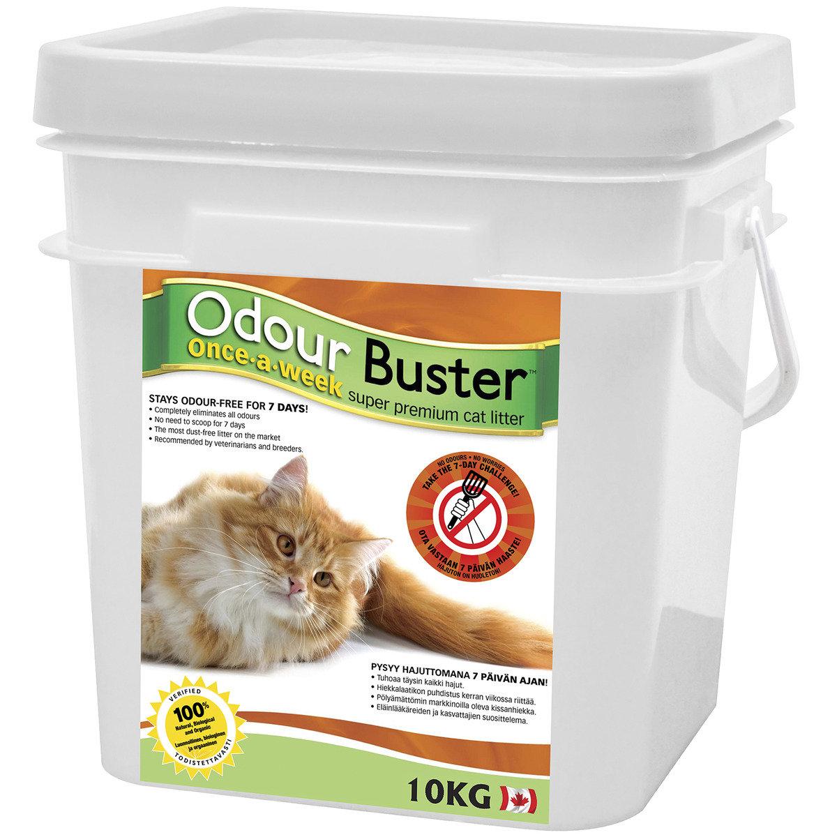 100% 天然有機貓砂 10公斤