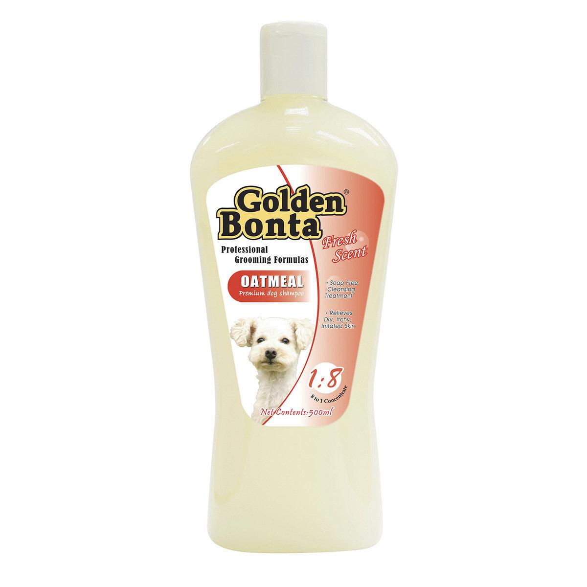 燕麥滋潤止癢洗毛精 500毫升