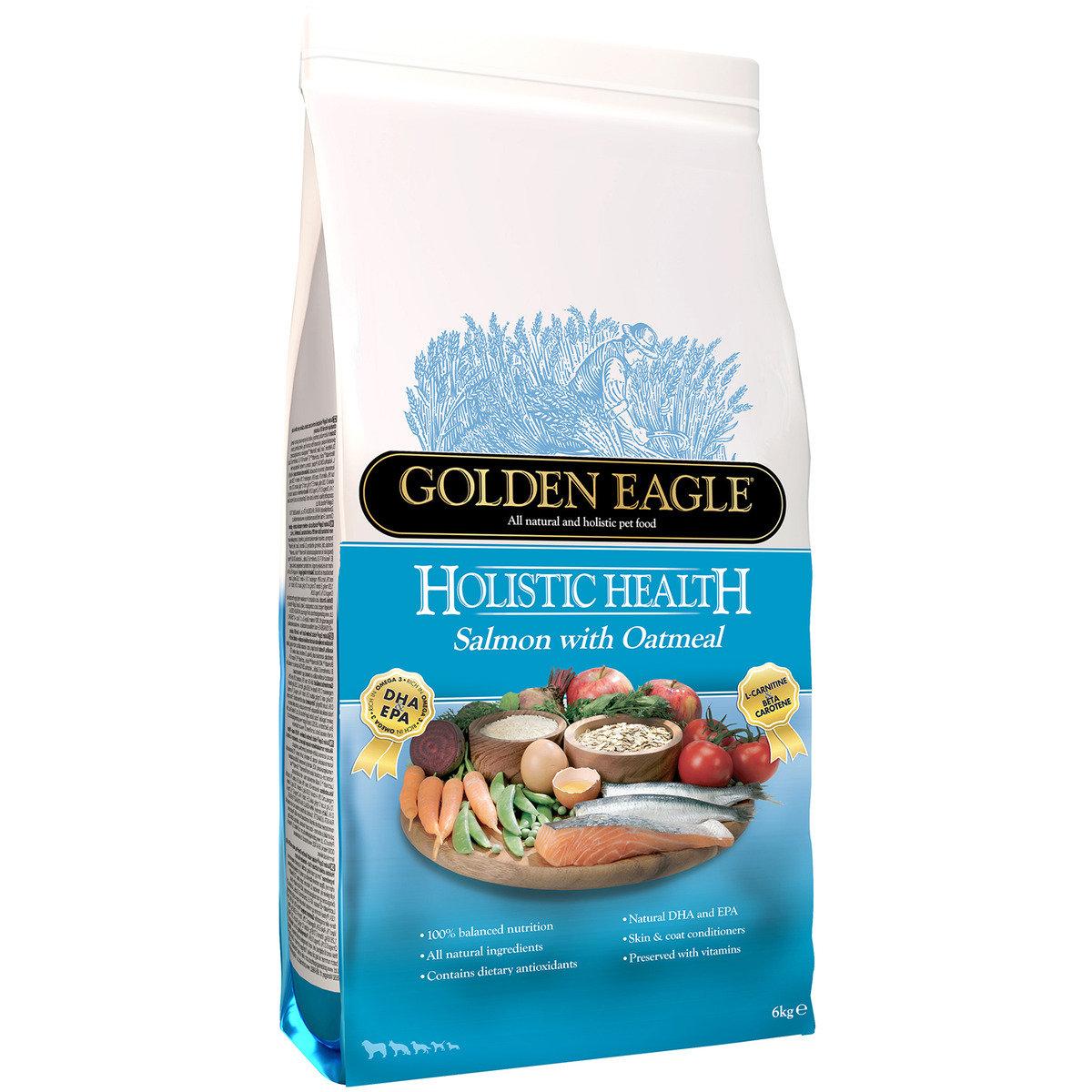 三文魚燕麥全犬配方 6 kg