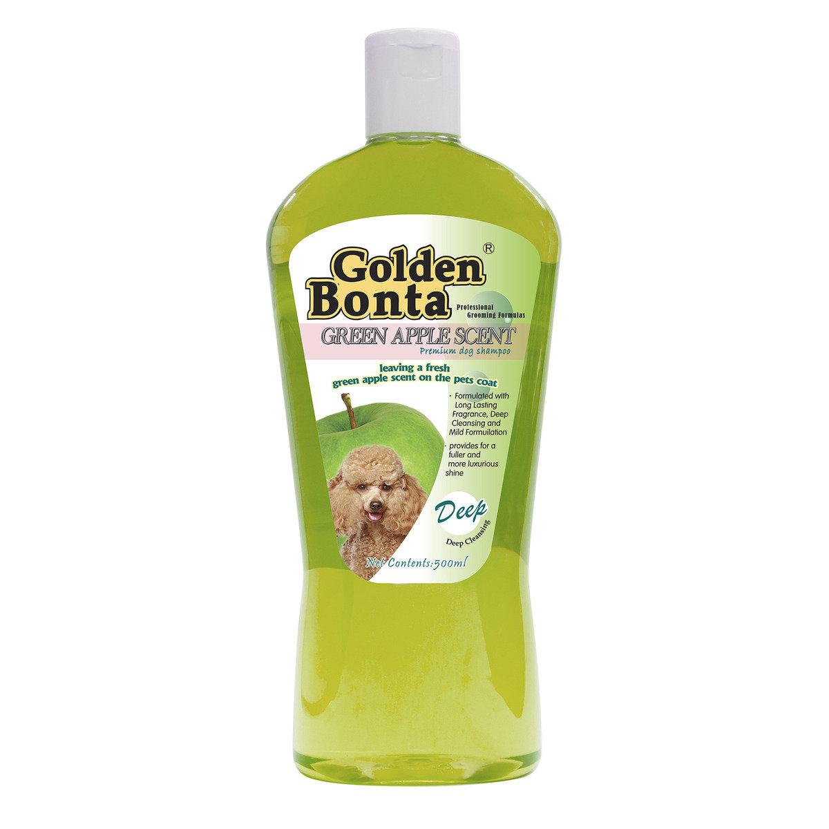 青蘋果深層潔淨洗毛精 500毫升