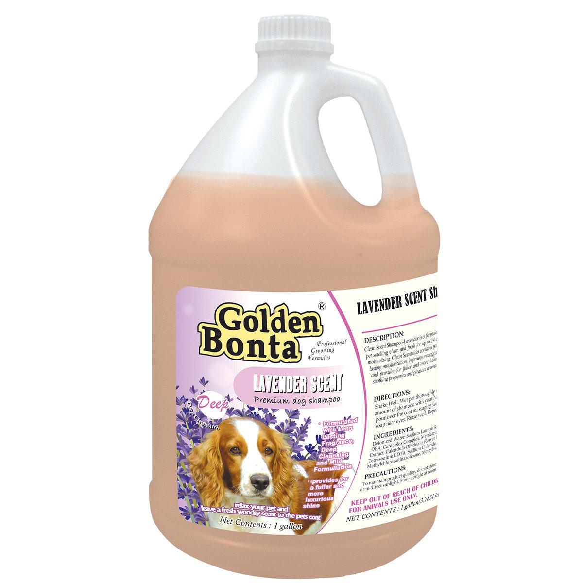 薰衣草深層潔淨洗毛精 1加侖