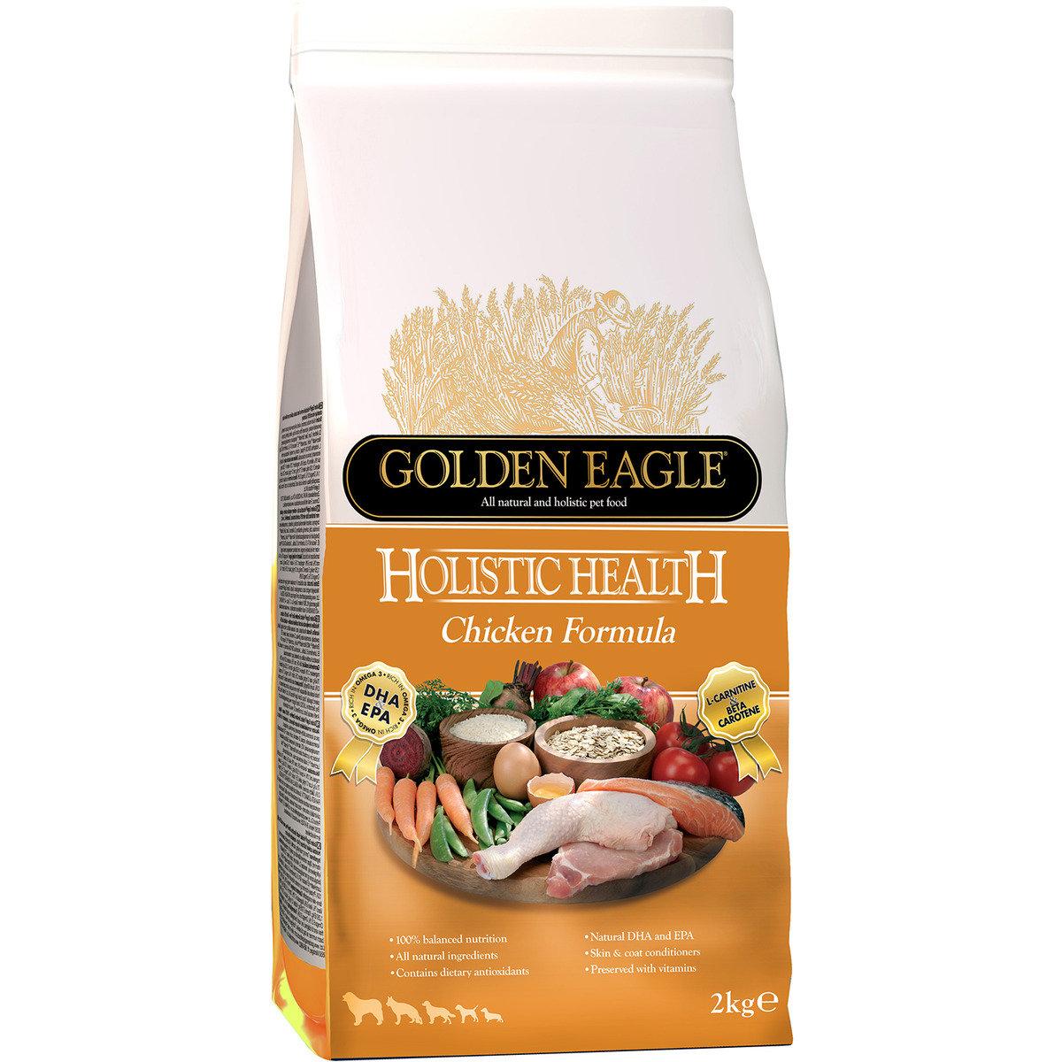 雞肉糙米全犬配方 2 kg