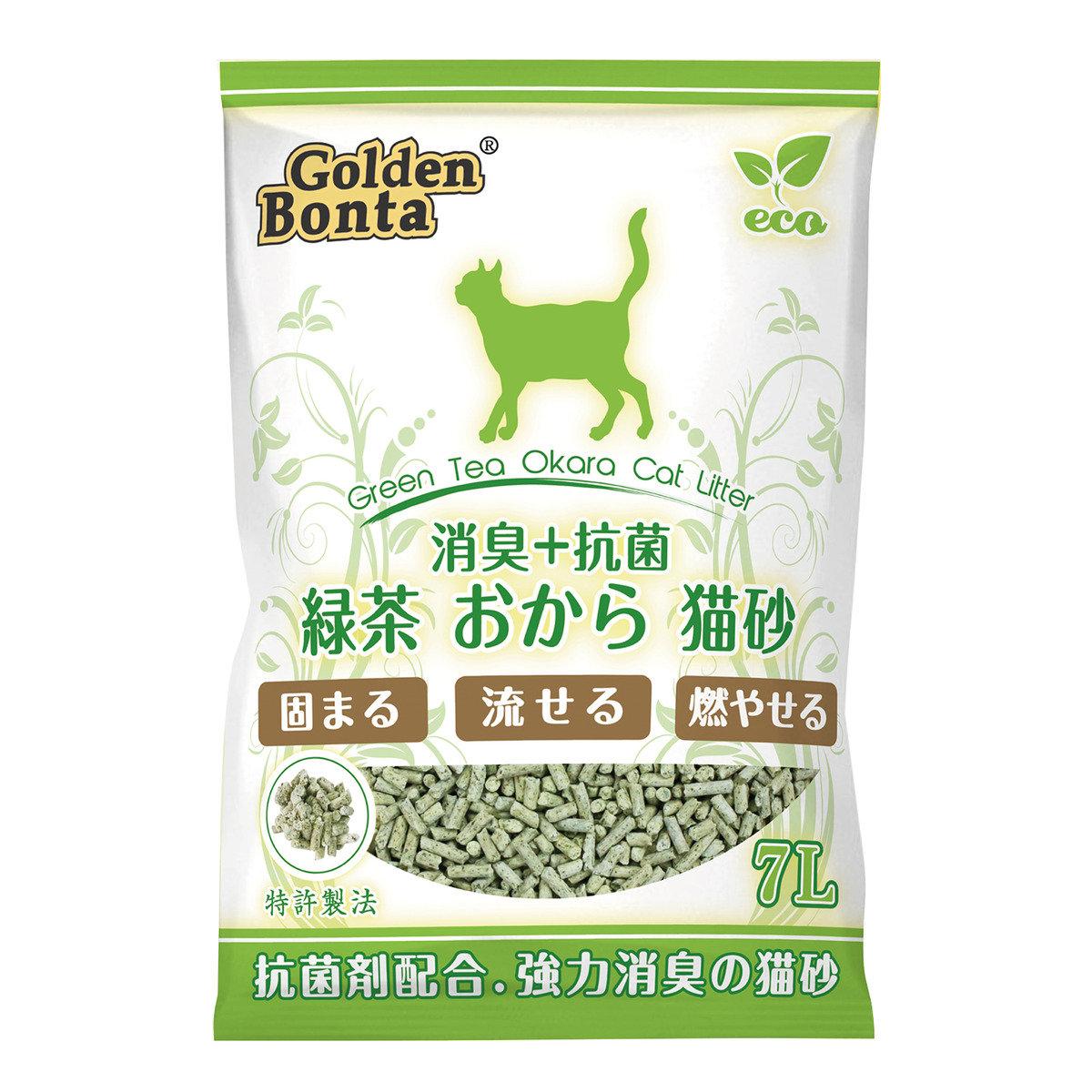 綠茶豆腐砂