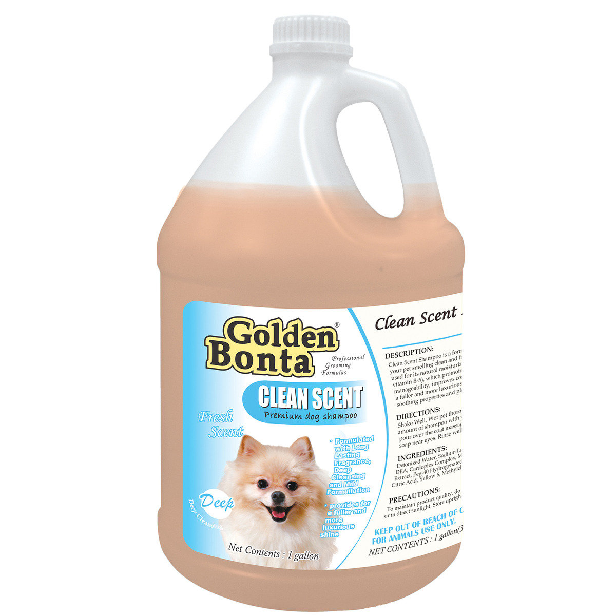 深層清潔洗毛精 1加侖