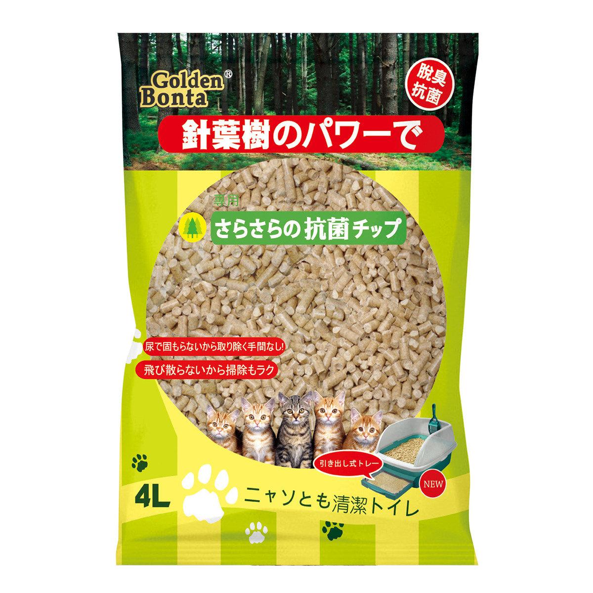 香松木環保貓砂 4L