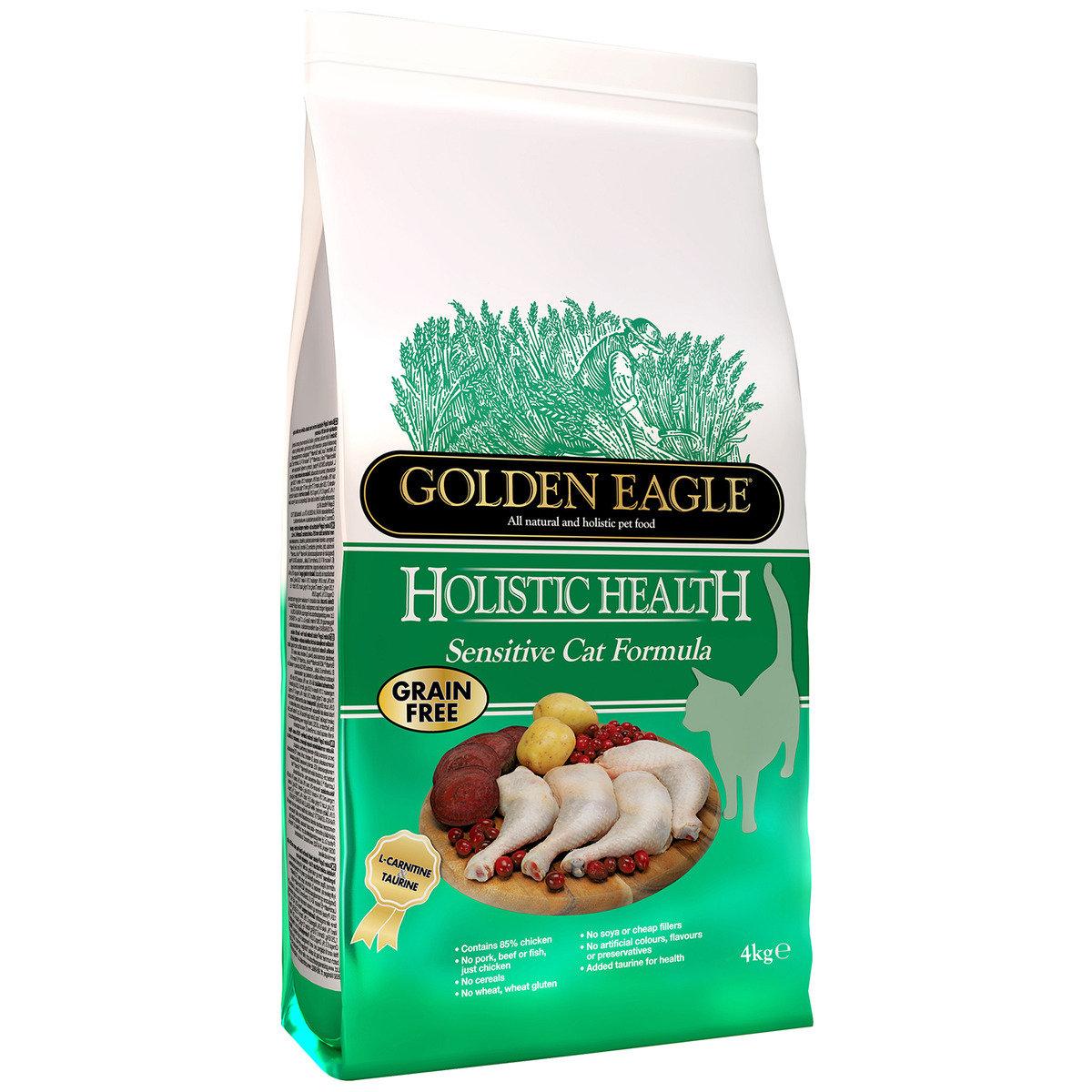 無穀物 防敏貓配方 4 kg