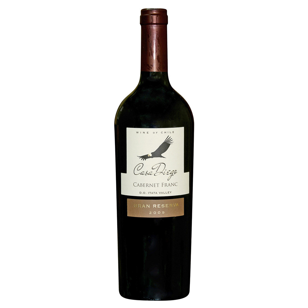 Casa Diego Estate Cab Franc G.Reverva 09'750ml