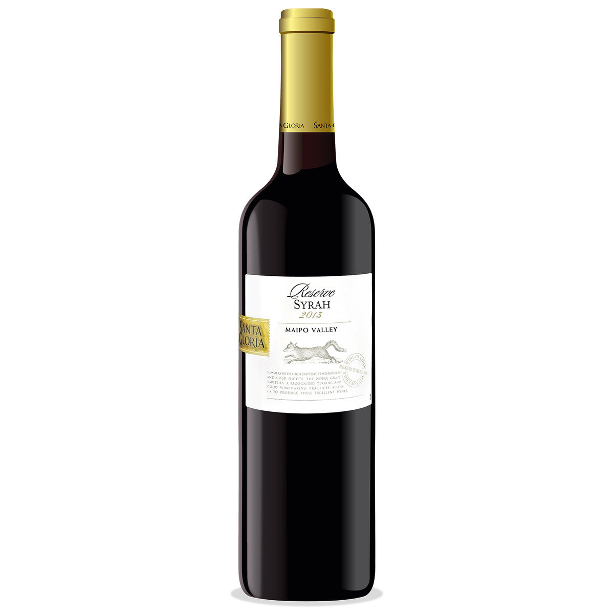 Santa Gloria Reserva Shiraz 13' 750ml