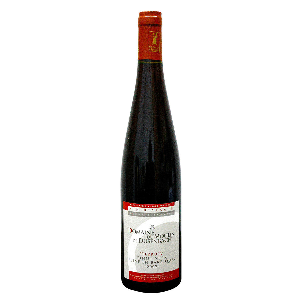 D.M.D Pinot Noir Barriques 07' 750ml