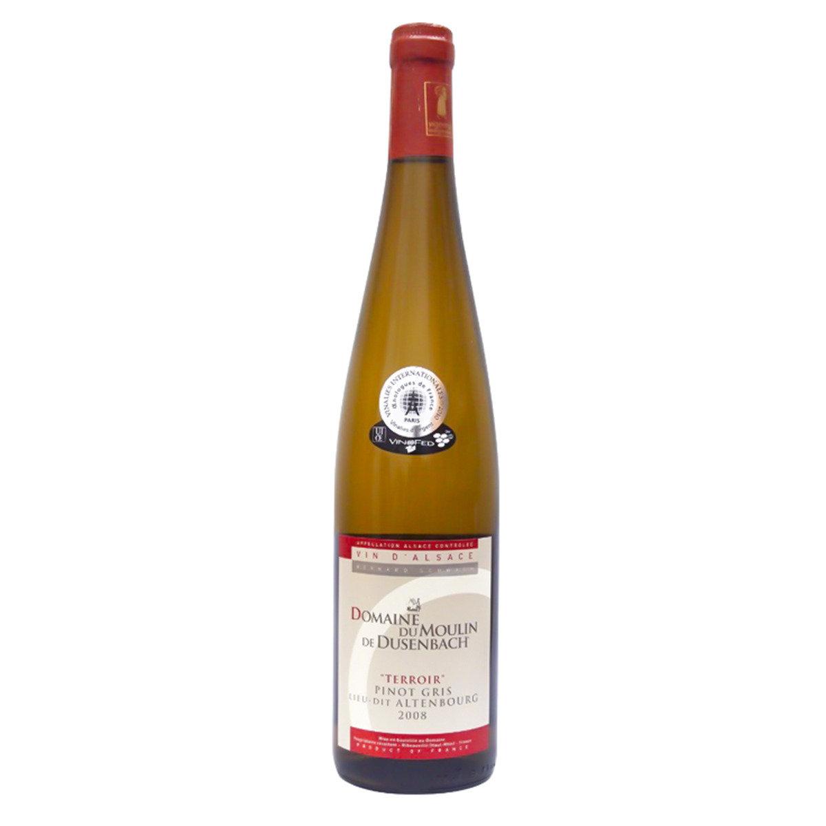 D.M.D Pinot Gris Altenbourg 08' 750ml