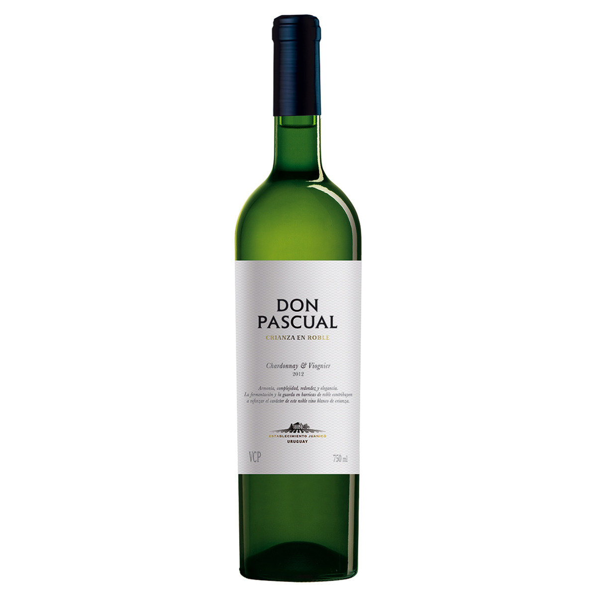 Don Pascual Chardonnay Viognier Roble 12' 750ml